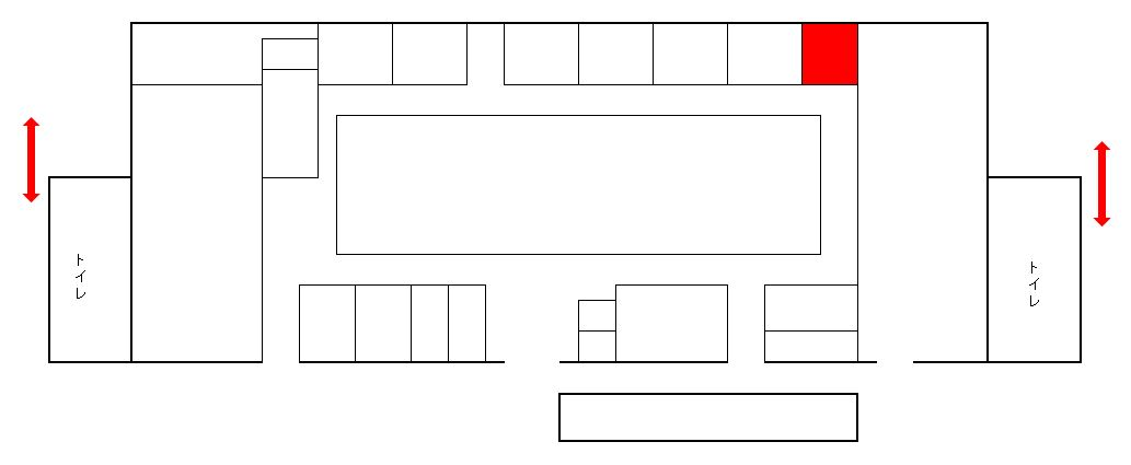 海老名サービスエリア下り線スナックイン詳細位置